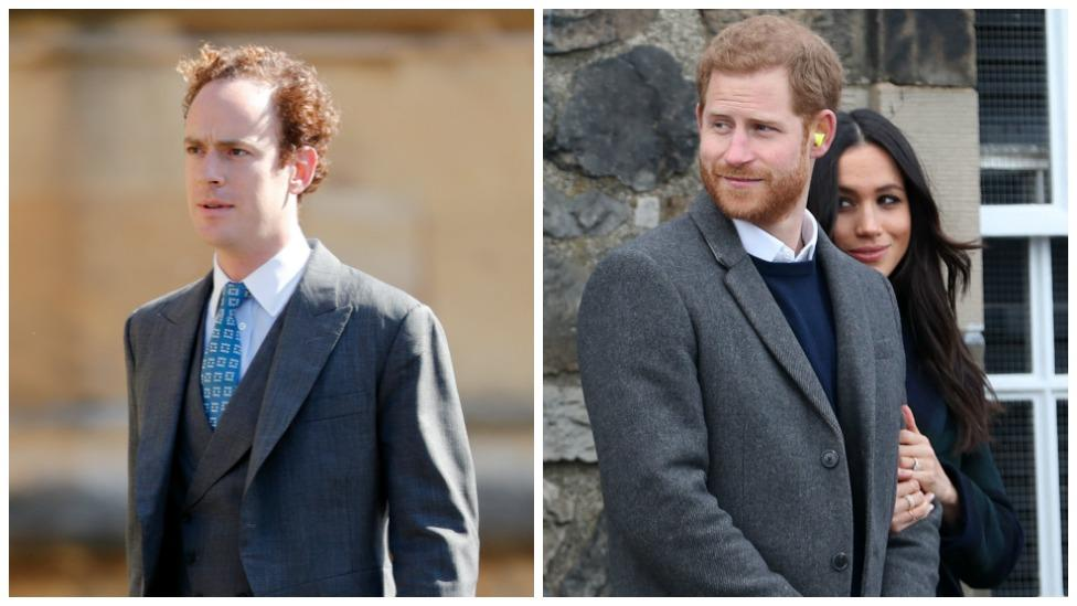 Harry banishes childhood chum who disapproved of Meghan