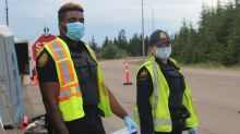How peace officers control who gets across New Brunswick borders