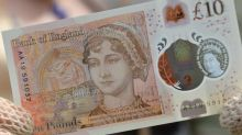 New £10 note sells for 700 times face value