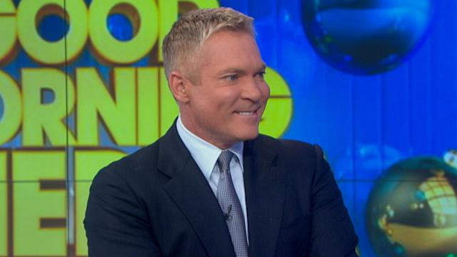 Sam Champion on Time at ABC: Everyone Has Been Amazing