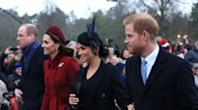 Prince William and Prince Harry are reportedly set to split their royal household
