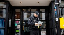 Salisbury Prezzo novichok poisoning scare may be a hoax, say police