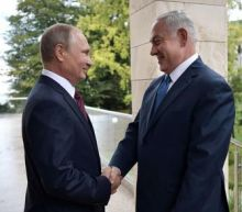 Netanyahu to Putin: Israel may act to curb Iran's clout in Syria