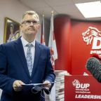 Sir Jeffrey Donaldson: Who is the DUP's new leader?