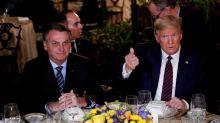 Brazil's Bolsonaro slams Biden for 'coward threats' over Amazon