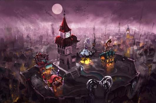 Alice: Otherlands is seriously considering Kickstarter, plans a video