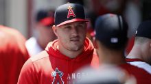 Angels still hope to get 3-time MVP Trout back this season