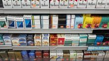 NYC hikes price of pack of cigarettes to $13, highest in US