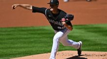 Castellani debuted and hung in as the Rockies fifth starter