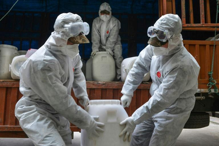 Hubei Adds 4,823 Cases; China Virus Death Toll at 1,483
