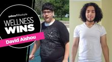 'I knew I couldn't let my mom down': How one man was inspired to lose 110 pounds