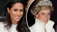 The touching habit Meghan and Princess Diana share