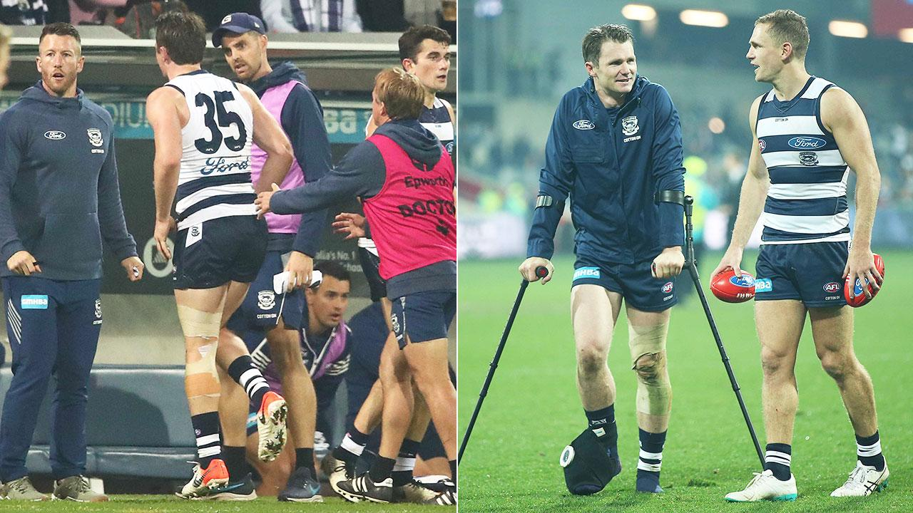 'It's not the first time': AFL great slams Dangerfield theatrics