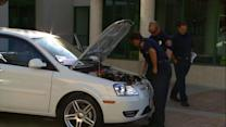 1st responders train for hybrid car crashes