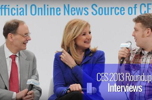 CES 2013: Interview roundup