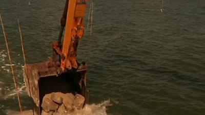Texas Reef Restoration Hopes to Woo Oysters