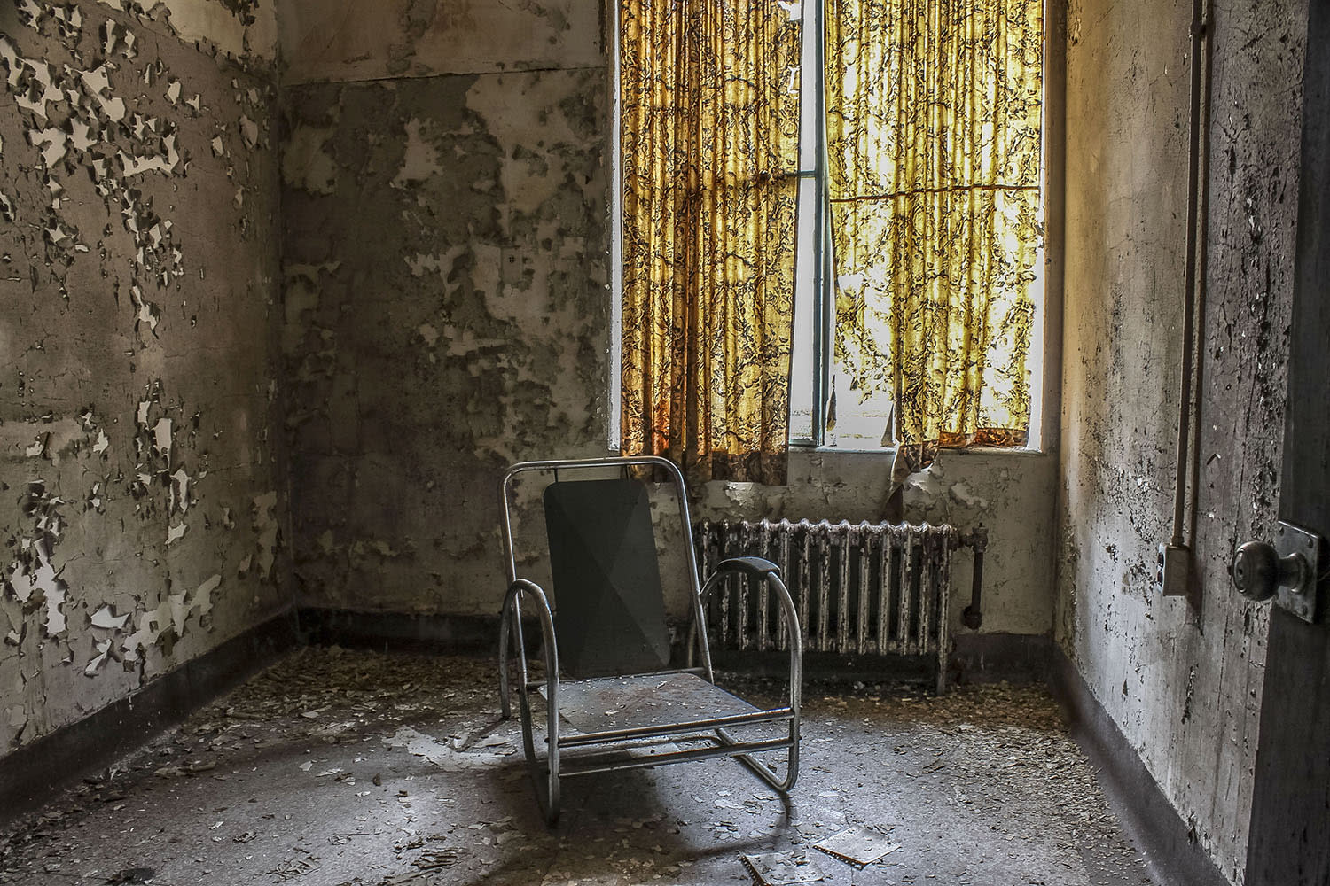 <p>The hospitals population grew from hundreds, in the 1890s, to thousands, in the 1960s, as patients were institutionalized for decades. (Caters News)(Caters News) </p>
