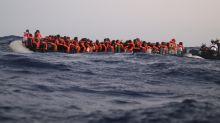 Drama en el Mediterráneo: la odisea de más de 350 migrantes
