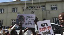 Zimbabwe's Parliament launches effort to impeach Mugabe
