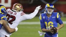 Bearing in mind flaws of offense, Rams' Jared Goff takes aim at Chicago's defense