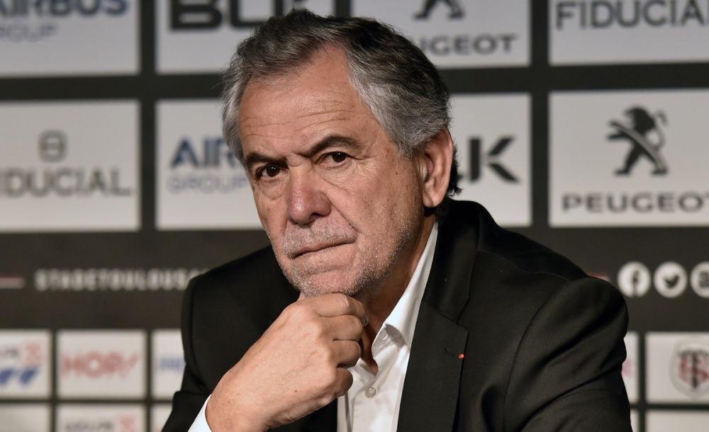 Stade Toulousain: la course à la présidence est ouverte et Bouscatel adoube Didier Lacroix