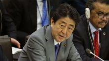 Eying snap election, Japan's Abe to focus on education, security