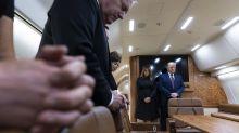 Trump y Biden recuerdan el 11-S de maneras muy distintas