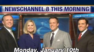 KCCI First News At 5 Bloopers