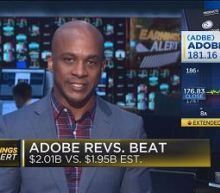 Adobe delivers record revenue of $2 billion in Q4