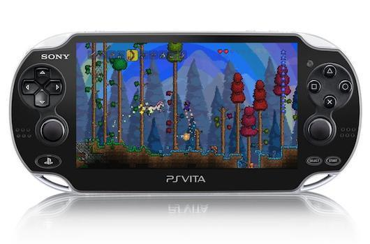 PSA: Terraria lays claim to PS Vita today