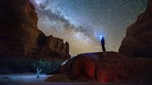 PHOTOS: Desert takes starring role in photographer's breathtaking Milky Way shots