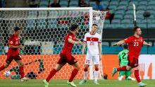 Eurocopa: Suiza venció con contundencia a Turquía, pero aún no sabe si se clasificará para los octavos de final