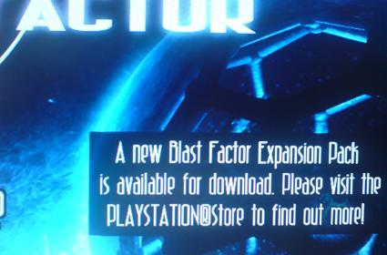 Blast Factor: Advanced Research due out today?