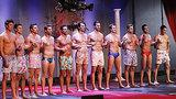 Video: The Bachelorette's Mr. America Pageant - Men in Heels, Speedos, and More!