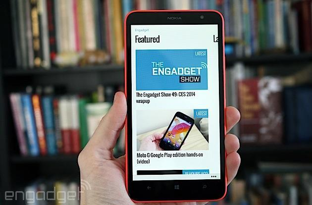 Nokia Lumia 1320 comes to the US through Cricket, sales begin June 13th