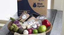 Meal-kit company Blue Apron slashes IPO valuation expectations