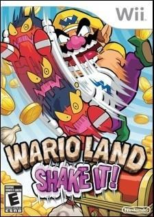 E308: Wii Fanboy hands-on with Wario Land: Shake It!