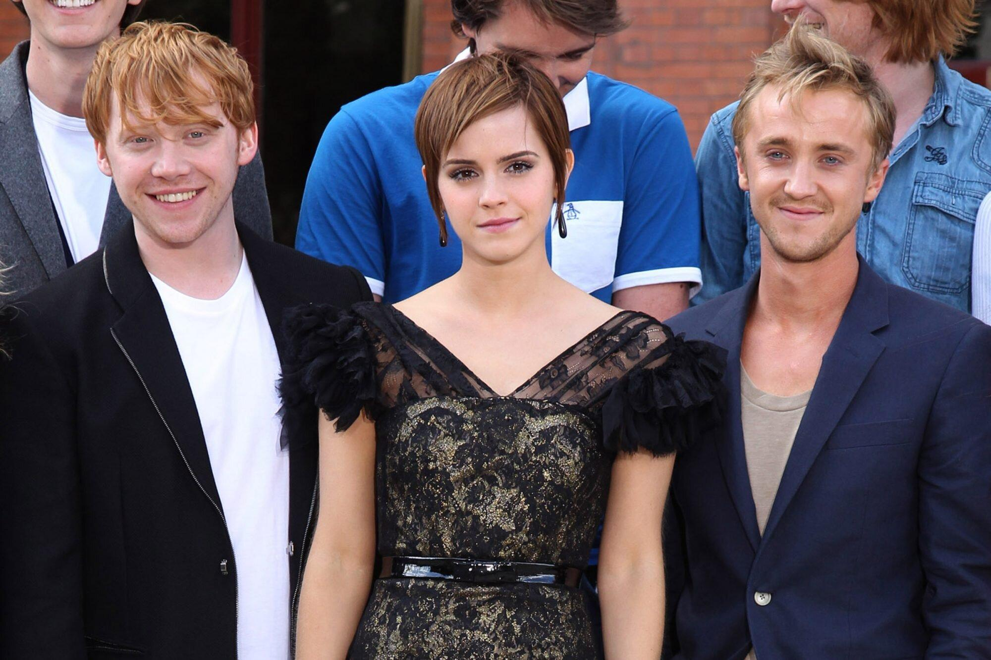 Tom Felton Wants To Make A Harry Potter Reunion Happen For First Movie S 19th Anniversary