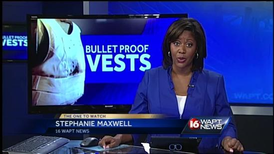Hinds County to buy constables bulletproof vests