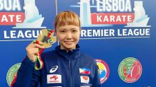 Karate: Junna Tsukii trains in Serbia ahead of another Olympic qualifier