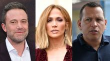 Alex Rodriguez reportedly 'shocked' by Jennifer Lopez and Ben Affleck reunion