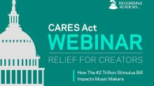 MusiCares Is Holding a Webinar Monday on How the Stimulus Bill Helps Music Makers