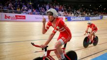 Records tumble on first day of track cycling worlds