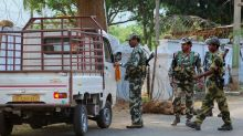 India police kill 24 Maoists in shoot-out