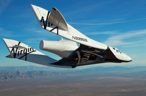 Virgin Galactic's VSS Enterprise completes first solo glide flight