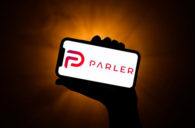 Parler sues AWS after Amazon knocks service offline