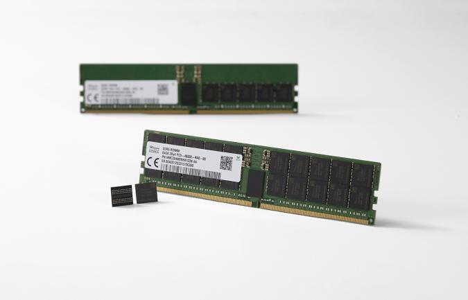 SK Hynix first DDR5 RAM modules