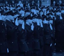 New York Police Union Condemns What It Terms 'Blue Racism'