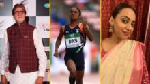 Big B, Swara Bhasker & B'Town Congratulate Hima Das on Five Golds