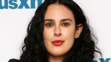 Rumer Willis is now a redhead, and she looks so different